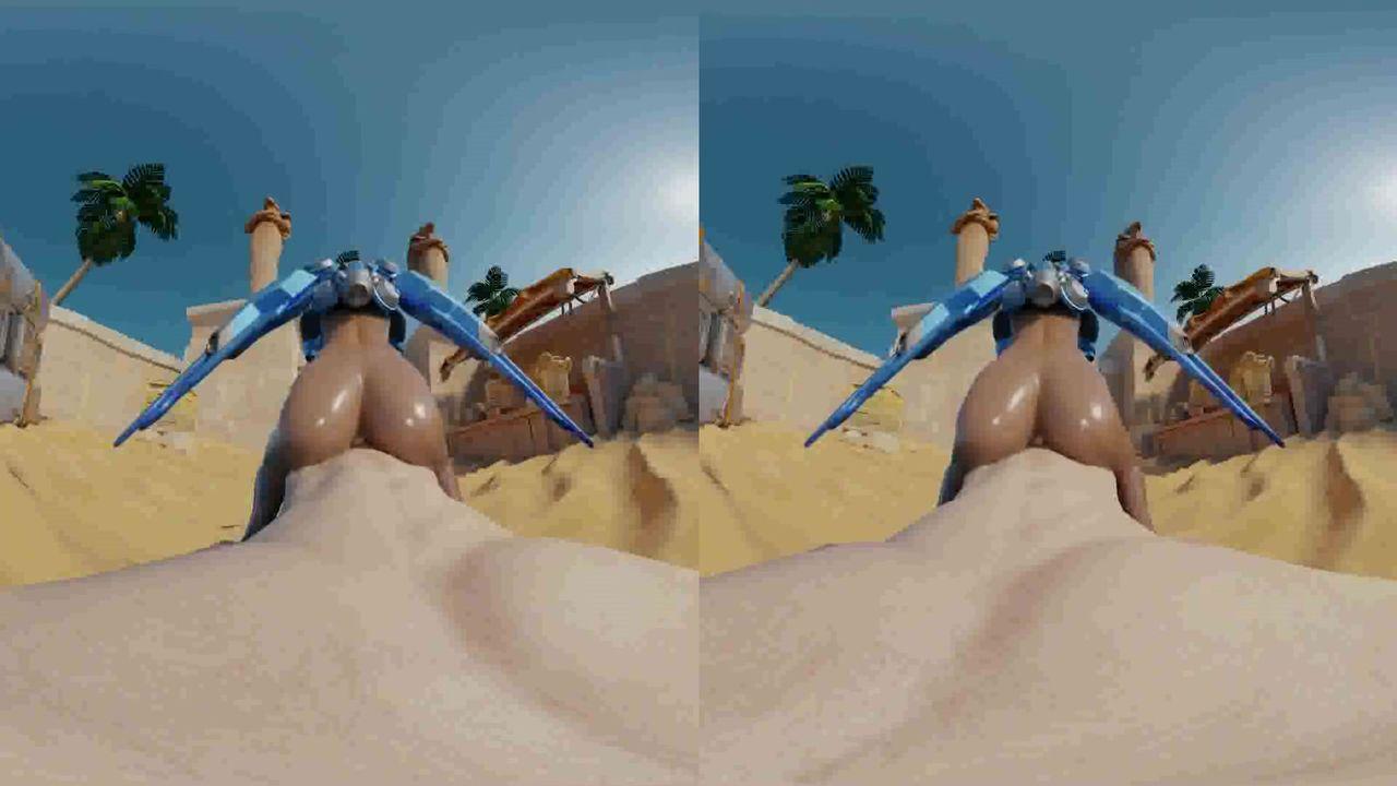 最新2019暴雪劲作《守望先锋》精品3D首创视觉VR版 各式玩操巨乳女神 爆乳女神淫荡篇 超清1080P原版无水印