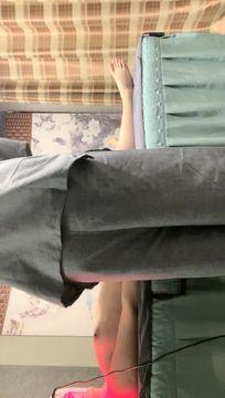 2021.6.13,【十一女子私密养生】,26岁,166,国企小白领,蜂腰翘臀大胸,按摩抠穴也就算了,还直接上嘴了