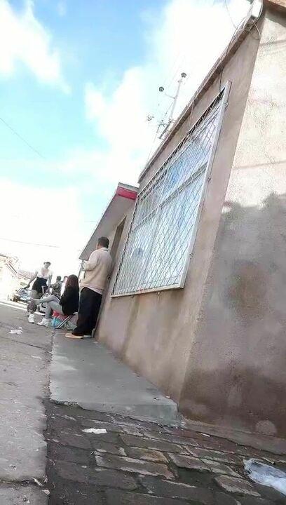 站街女探花大萌萌城中村性地探秘花了100多元搞了两个站街少妇