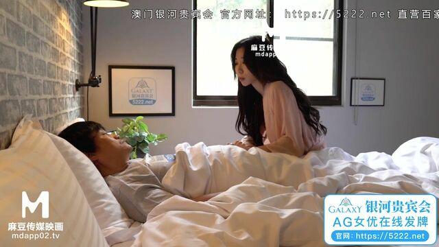国庆节快乐 麻豆传媒 MDX0152 丈夫的綠帽願望